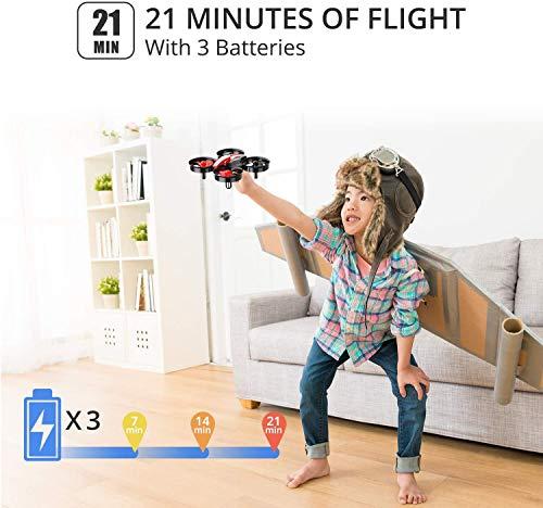 Holy Stone HS210 Mini Drone RC Nano pour enfants et débutants - 5