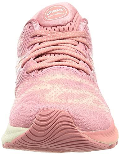 ASICS Gel-Nimbus 23, Zapatillas de Running Mujer, Smokey Rose Pure Bronce, 38 EU