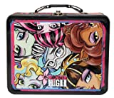 The Tin Box Company 237617-12 Monster High Large Carry All Tin-Assorted