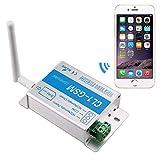 RETYLY Interruptor Inteligente de Relé Gsm Llamada Telefónica Sms Sim Controlador Cl1-Gsm