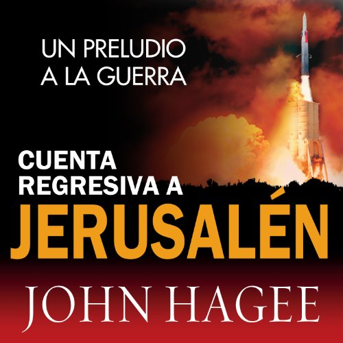 Cuenta Regressiva a Jerusalen [Jerusalem Countdown] audiobook cover art