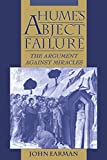 Hume's Abject Failure: The Argument Against Miracles - John Earman