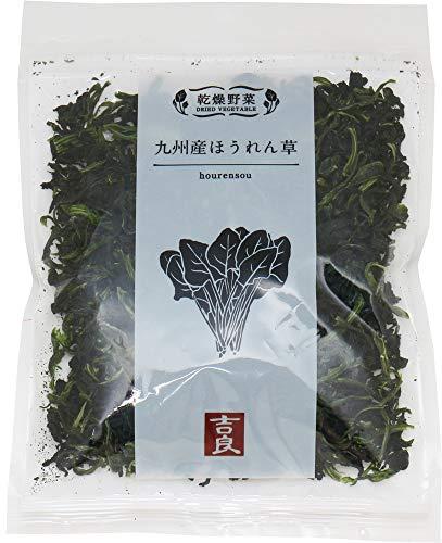 吉良食品 乾燥野菜 九州産 ほうれん草 40g×10袋