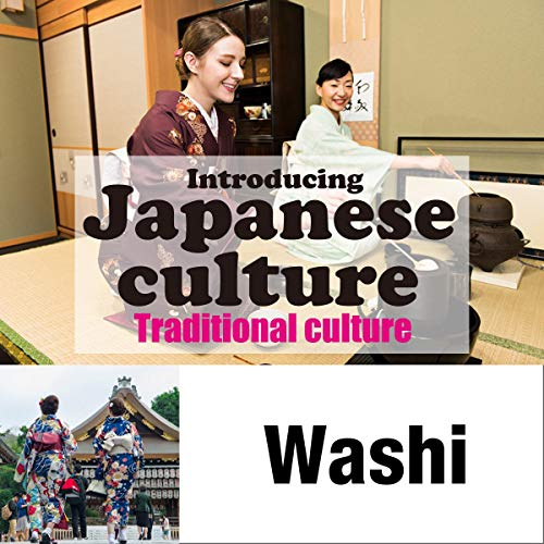 Introducing Japanese culture -Traditional culture- Washi Titelbild