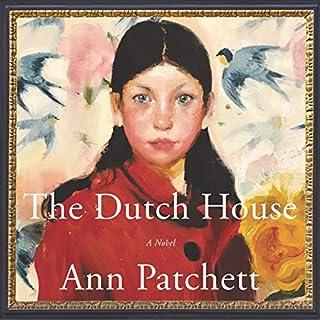The Dutch House audiobook cover art