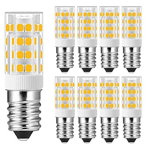 ZHTT Lampadina LED E14 10W, 1000Lm, Lampada riflettore a Risparmio energetico equivalente a Lampada alogena 100W, Lampadina 100-130V/220-240V