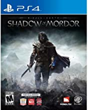 WB Games Middle Earth: Shadow of Mordor - Playstation 4