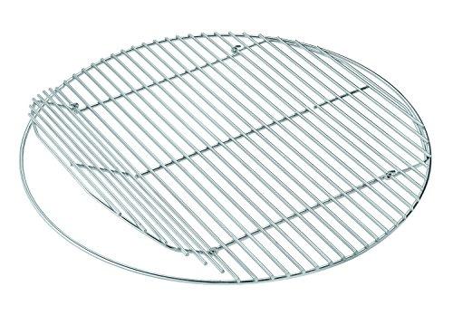 RÖSLE Grillrost, Hochwertiger Grillrost aus Edelstahl 18/10 passend für RÖSLE Grills No.1 SPORT F50, klappbar, spülmaschinengeeignet
