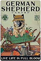 RCY-T 金属錫サイン Funny Dog Vintage Retro Sign Poster Bar Style Novelty Wall Art 8x12 inch-Sign3-12x8 inch