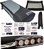 Frostbox Golf Bag Cooler and Ice Pack | Golf Accessories for Men Women | Covert 6 (six) Pack Can Coolers | Bring Beer and Drinks from Home | Slim, Flat & Discrete fit in Bags | Gifts for Men Women⛳