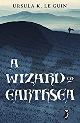 Cover of A Wizard of Earthsea by Ursula K. Le Guin
