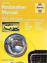 Mg Midget, Austin Healey and Sprite Restoration Manual (Restoration Manuals)
