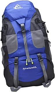 Lovoski Sport Bag Casual Backpack Lightweight Outdoor Travel Cycling Riding Hiking Camping Backpacks 50L