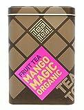 ティートータル マンゴー マジック 100g入り缶タイプ ニュージーランド産 (フルーツティー / フレーバーティー / ノンカフェイン / ドライフルーツ)