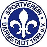 SV Darmstadt 98 - Football Club Crest Logo Wall Poster
