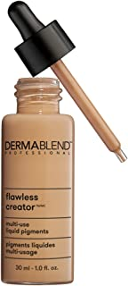 Dermablend Flawless Creator Multi-Use Liquid Foundation Makeup, Full Coverage Foundation, 1 Fl. Oz.