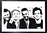Poster One Direction Grafiti Hecho a Mano - Handmade Street Art - Artwork