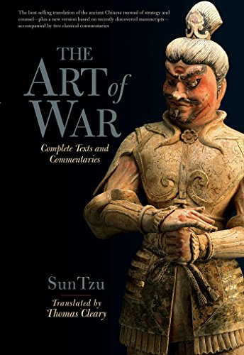 The Art of War: Complete Texts and Commentaries (English Edition)
