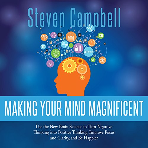 Making Your Mind Magnificent: audiobook cover art