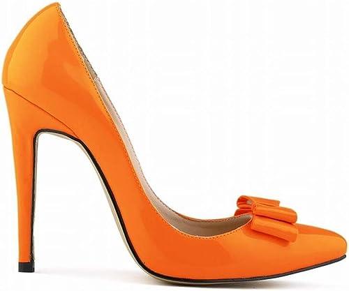 Glz Talons Hauts, Pointus, Pointus, Arc, Talons Hauts, Chaussures à Talons, Chaussures pour Femmes à Bouche Peu Profonde
