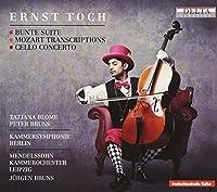 Bunte Suite/Mozart Transcriptions/Cello Concerto