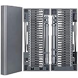 SENXINGYAN Acero 50 en 1 Juego de Destornilladores de Precisión, Kit de Herramientas Precision de...