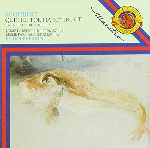 Quintet Pour Piano;La Truite