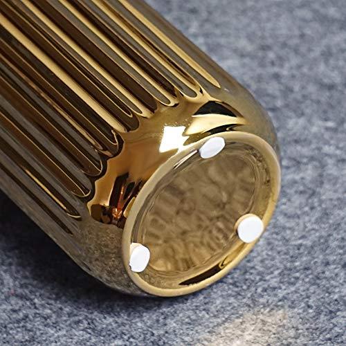 Hutoco『ゴールドフラワーベース』