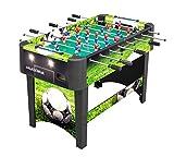 HUDORA Kicker-Tisch Glasgow - Tisch-Fußball - 71451