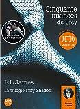 Cinquante nuances de Grey - Livre audio 2 CD MP3 - Audiolib - 21/11/2012