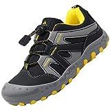Zapatillas para Niños Zapatos Montaña Niño Calzado Trail para Chicos Respirable Zapatillas...