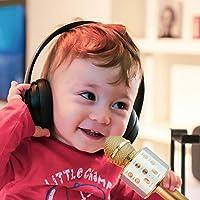 Microfono Senza Fili per Bambini Bluetooth, Regalo per Bambina da 4-11 Anni Microfono per Ragazza Ragazzo Cartone Animato iPhone Famiglia di Compleanno per Android Regalo Giocattolo #5