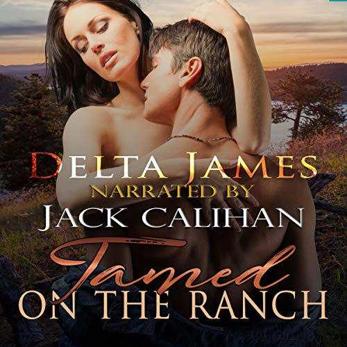 Tamed on the Ranch audiobook cover art