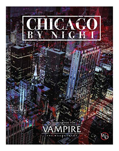 Vampire The Masquerade 5th Edition - Chicago by Night