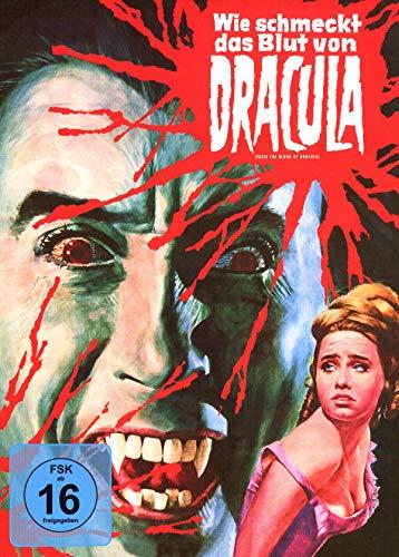 Wie schmeckt das Blut von Dracula - Hammer Edition Nr. 21 - Cover A - Mediabook - Limitierte Auflage [Blu-ray]