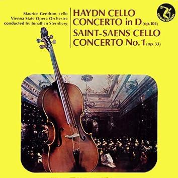 Cello Concerto In D (Op. 101) / Cello Concerto No. 1 (Op. 33)