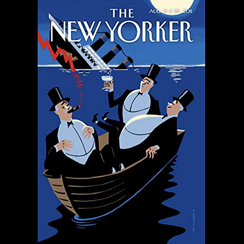 The New Yorker, August 15th & 22nd 2011: Part 1 (Ryan Lizza, Tom Bissell, James Wood) copertina