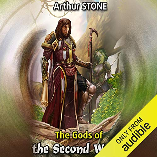 Couverture de The Gods of the Second World