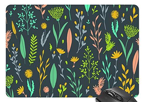 Mausmatte krautige pflanzen mousepad
