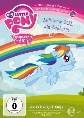 My Little Pony: Freundschaft ist Magie 12: Rainbow Dash, die Retterin