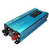 IPOTCH 5000w Inverter Solare Display 12v Dc A 220v Ac Sinusoidale Convertitore Auto Automo...