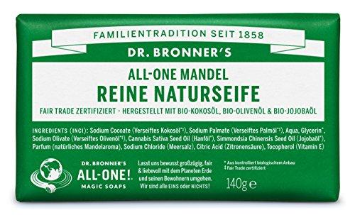 Dr. Bronners Magische Seife - Mandel, 140g