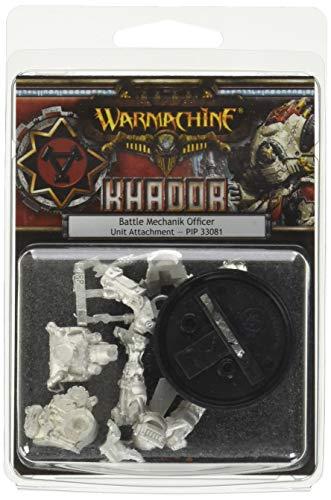 Qworkshop QWORKSHOPSPWA04/D6/Warmachine Khador Faction Dice Set Pezzi