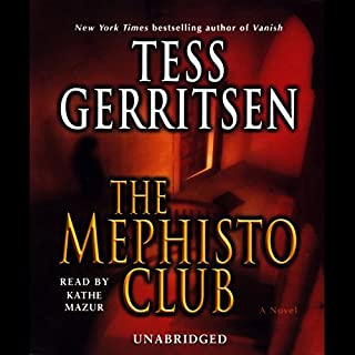 Page de couverture de The Mephisto Club