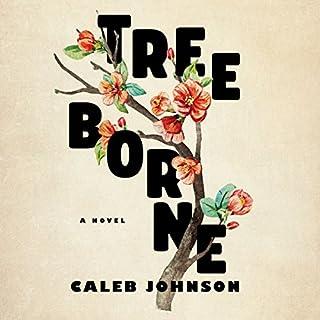 Treeborne audiobook cover art