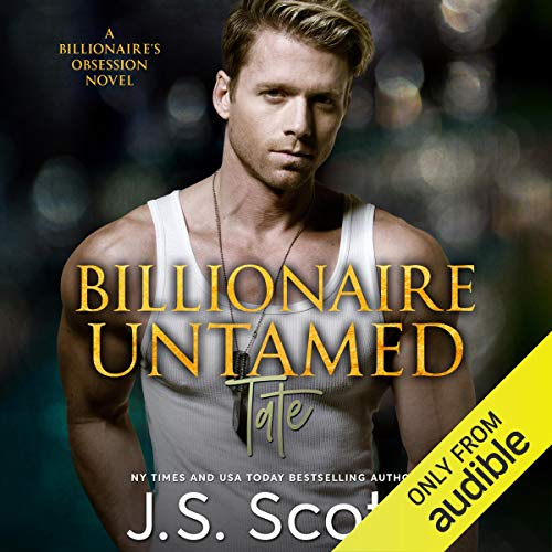 Billionaire Untamed cover art
