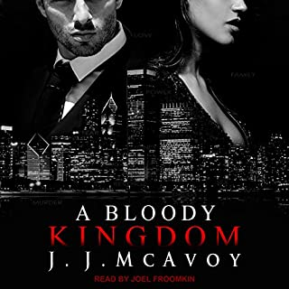 A Bloody Kingdom cover art