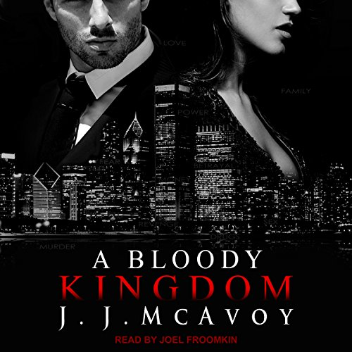 A Bloody Kingdom audiobook cover art