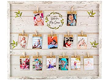 Best monthly baby picture frame Reviews