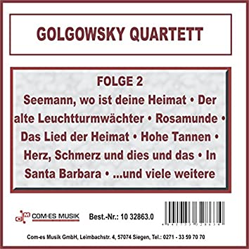Golgowsky Quartett, Folge 2